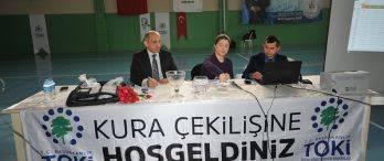 TOKİ Gaziantep Şahinbey Güzelvadi Emekliler Çekilişi 21 Nisan'da!