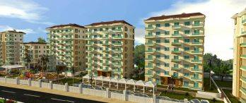 Alara Residence Projesinde 159 Bin TL'ye 1+1