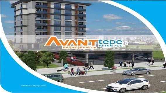 Avant Tepe Residence Projesi