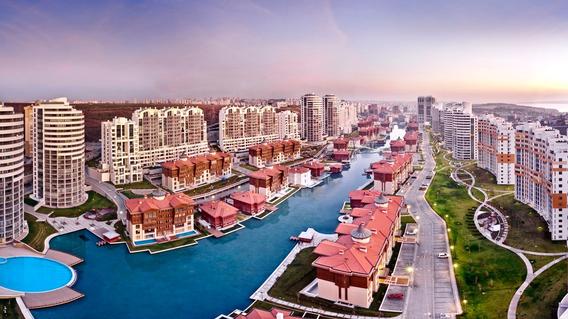 Bosphorus City Projesi
