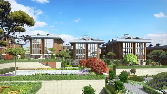 Şehrizar Konakları Projesi