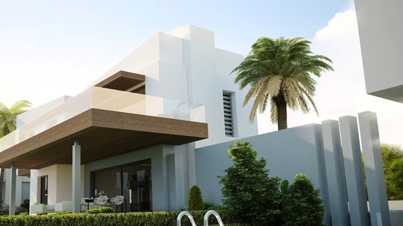 Mi'marin Ilıca Villaları Projesi
