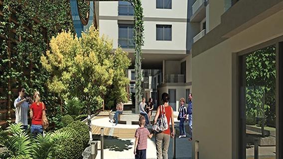 Sofa Bahçeşehir Projesi