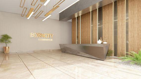 Borncity İzmir Projesi