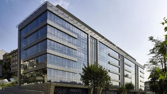 Kağıthane Polat Ofis Projesi