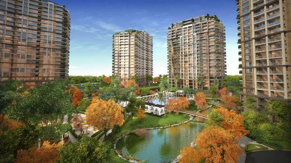 Ağaoğlu Central Park Projesi