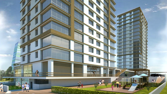 Asia Residence Projesi