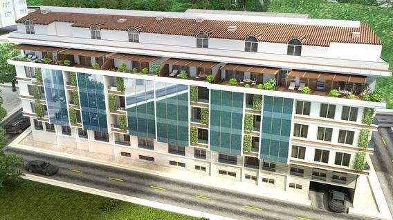 Balçova Korupark Residence Projesi