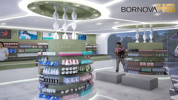 Bornova 4S Projesi
