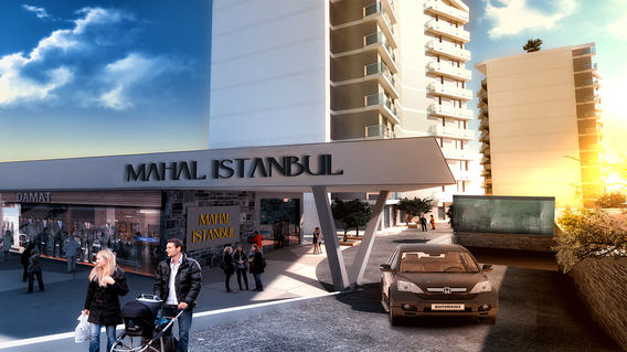 Mahal istanbul Projesi