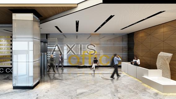 Axis istanbul Avm ve Ofis Projesi