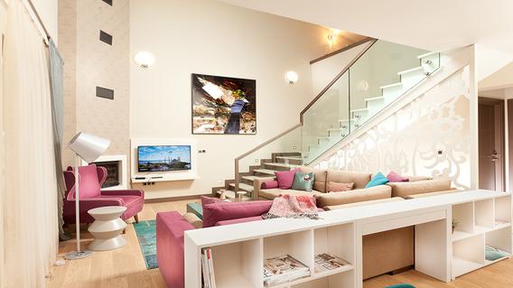Karmen Loft Villaları Projesi