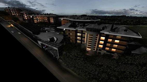 Alya Evleri Sarıyer Projesi