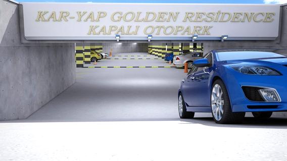 Golden Residence Projesi