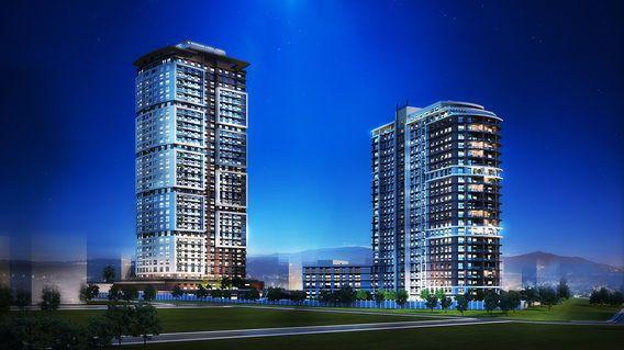 Referans Kartal Towers Projesi