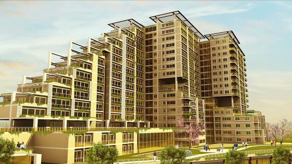 Kubist Park Residence Projesi