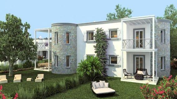 Gümüşlük Nar Evleri Projesi