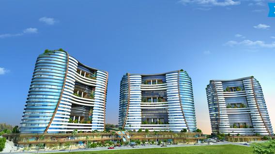 Kentplus Kadıköy Projesi