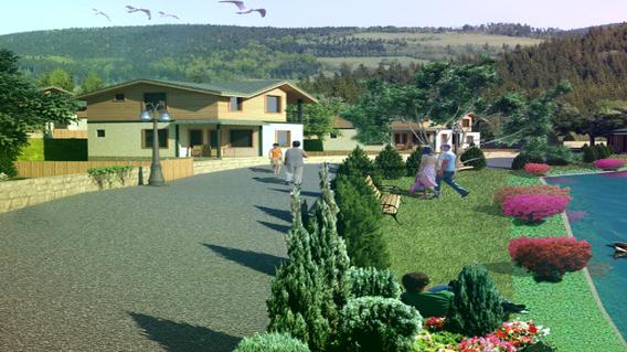 Naturalm Çiftlik Evleri Projesi