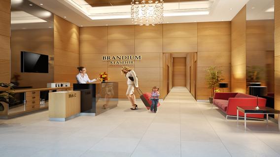 Brandium Ataşehir Projesi