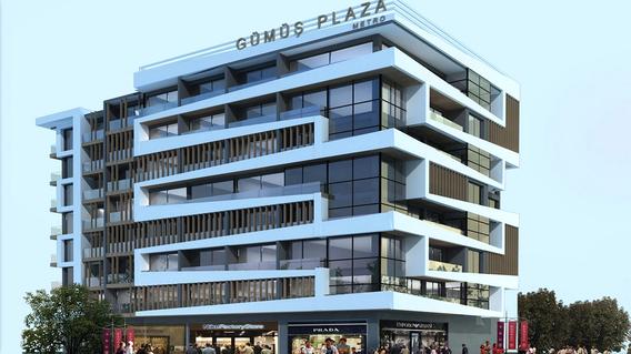 Gümüş Plaza Metro Projesi
