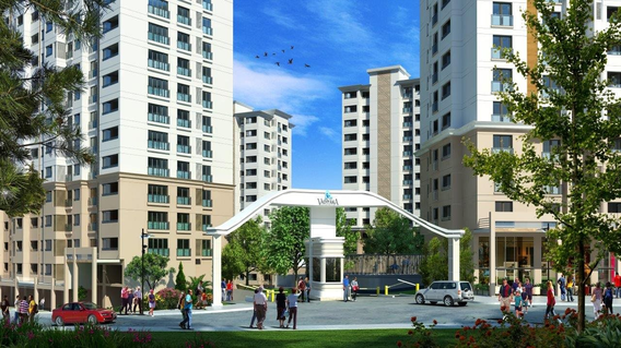 Vadiyaka Başakşehir Projesi