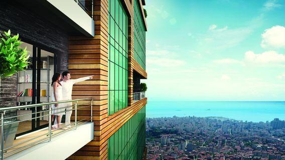 Alya Life Residence Projesi