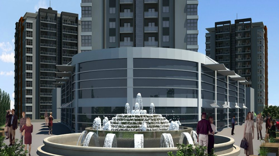 Kule Park Residence Projesi