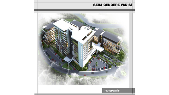 Seba Office Boulevard Projesi