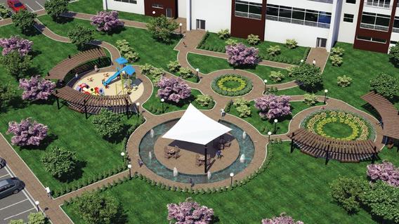 Batı Bahçe Evleri Projesi