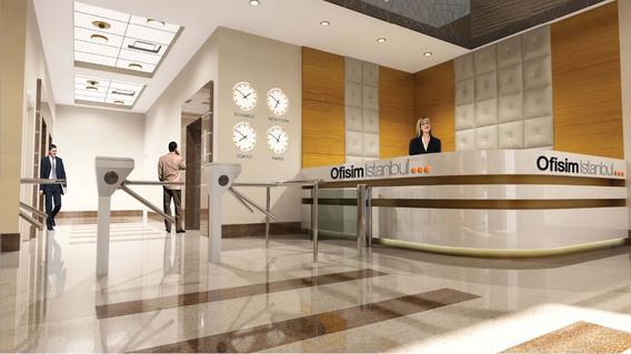 Ofisim istanbul Projesi