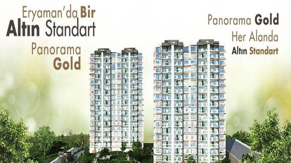 Panorama Gold Projesi