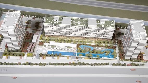 Soyak Park Aparts Projesi