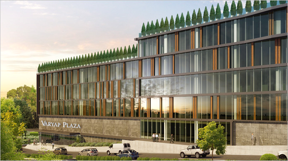 Varyap Plaza Projesi
