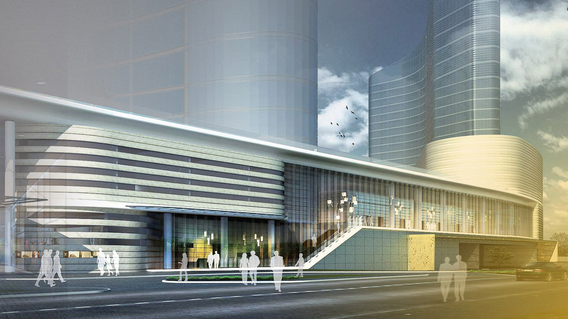 Metropol İstanbul Projesi