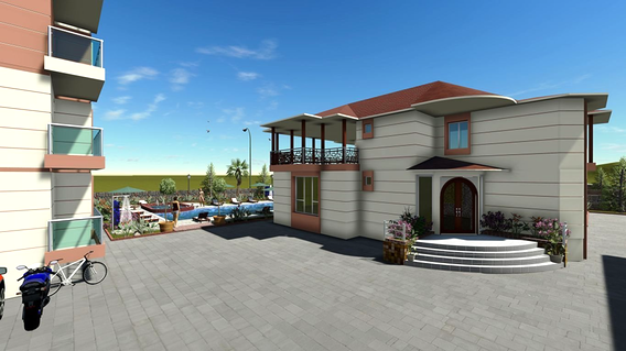 Sultana Evleri Projesi