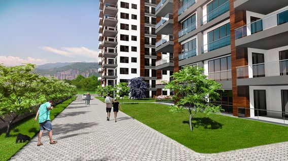 Trabzon Towers