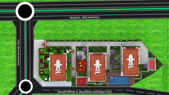 Trabzon Towers Projesi