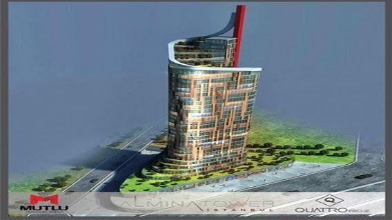 Almina Tower İstanbul Projesi