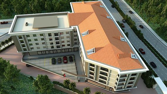 Beyaz Center Residence