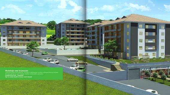 Çamlık Evleri Projesi