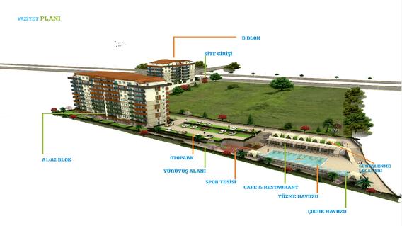 Cef City Gölpark Projesi