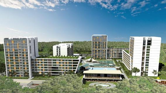 Evora Park Projesi