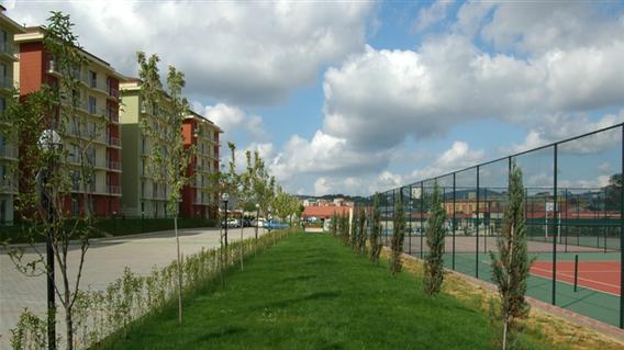 Sarı Evler Projesi
