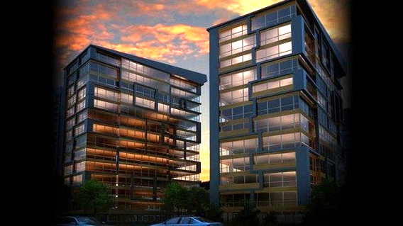 East Park Residence Projesi