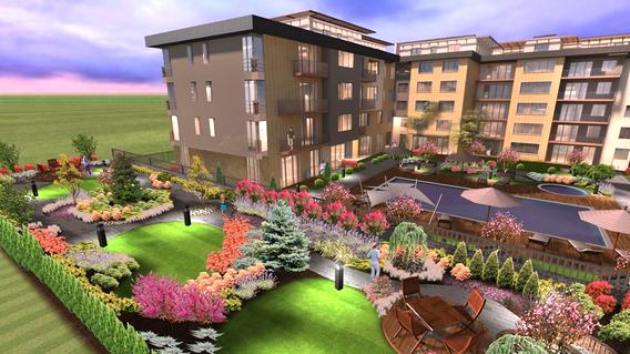 Gaia Premium Houses Projesi
