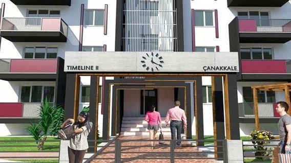 Timeline 2 Çanakkale Projesi