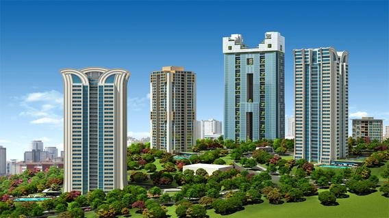 Ağaoğlu My Towerland istanbul Projesi