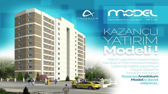 Anadolum Model Projesi