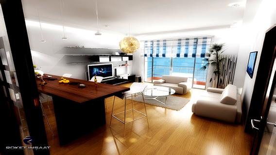 Goccina Residence Projesi